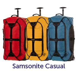 Samsonite Casual a Softside luggage