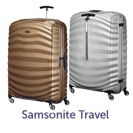 Samsonite travel